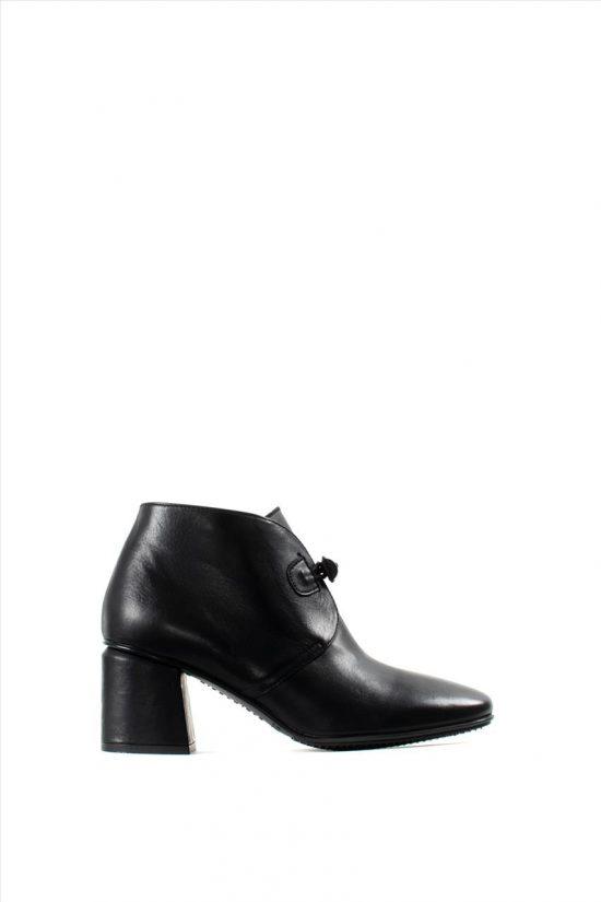 Γυναικεία Δερμάτινα Ankle Boots HISPANITAS HI99441 SOHO I9 BLACK