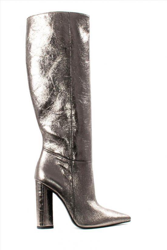 Γυναικείες Μπότες SANTE 19-615 SILVER