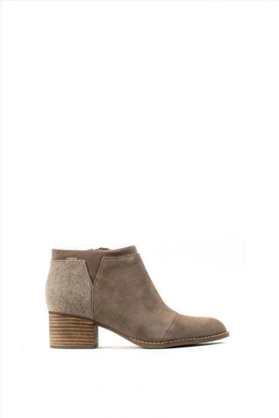 Γυναικεία Suede Ankle BootsTOMS 10014146