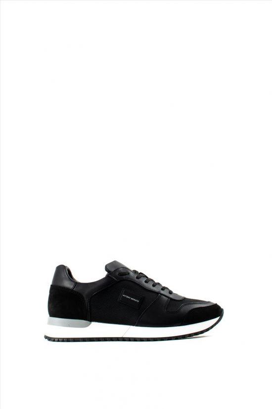 Ανδρικά Δερμάτινα Sneakers ANTONY MORATO AM0SHFW01219LE500019