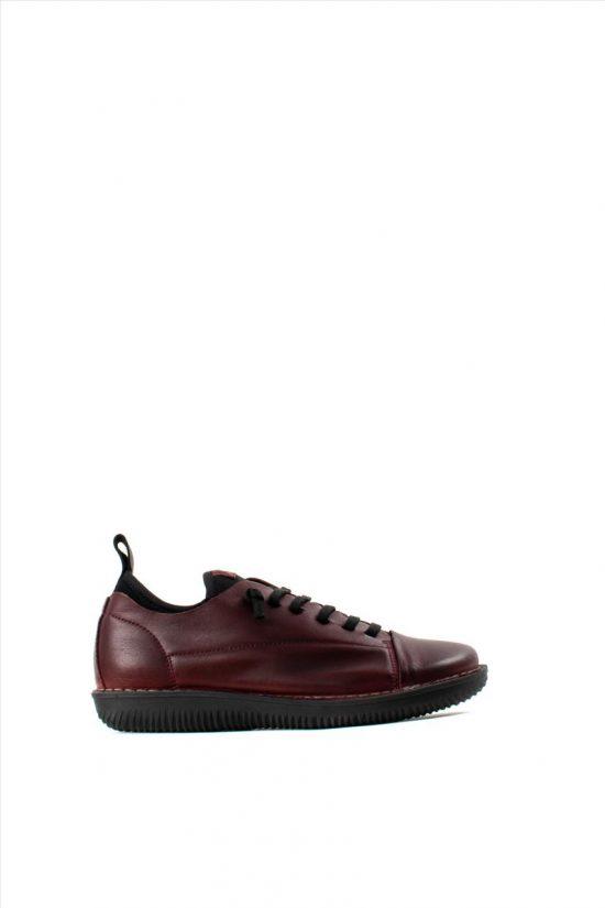 Γυναικεία Δερμάτινα Casual Shoes CHACAL 4817 BYSSINI