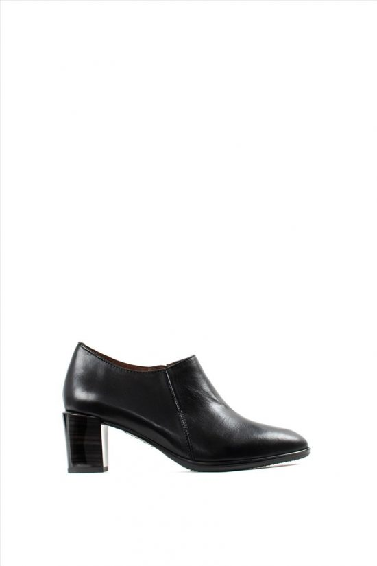 Γυναικεία Δερμάτινα Ankle Boots HISPANITAS HI99247 SOHO I9 BLACK