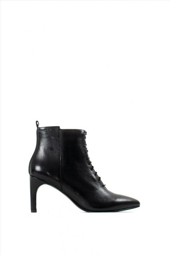 Γυναικεία Δερμάτινα Ankle Boots VAGABOND 4818-101-20 BLACK
