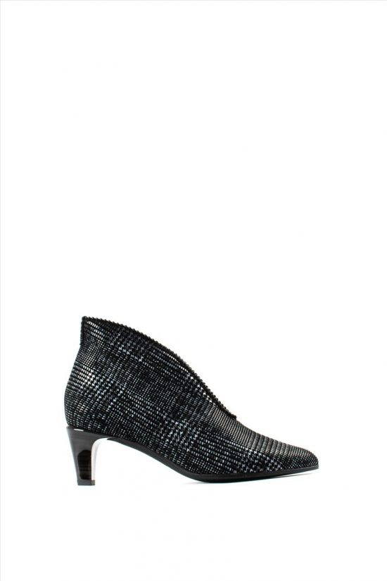 Γυναικεία Δερμάτινα Ankle Boots HISPANITAS HI99193 WINDSOR-I9 BLACK