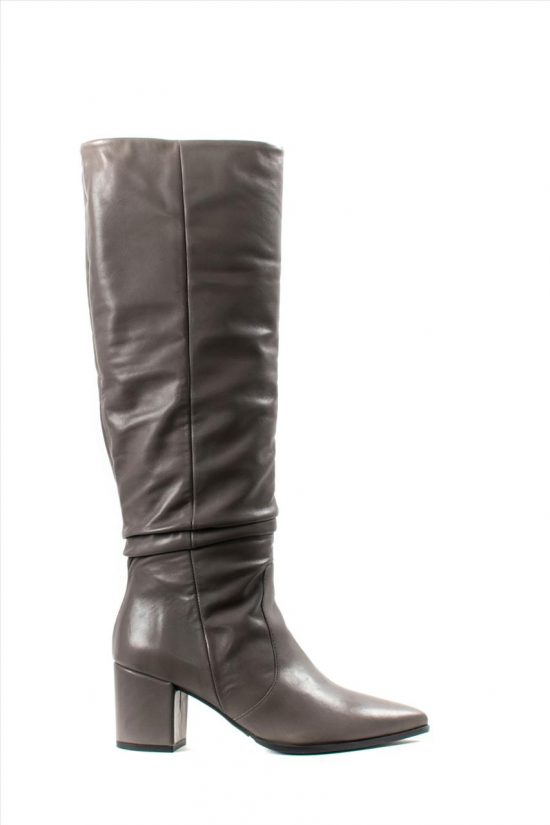 Γυναικείες Δερμάτινες Μπότες PAOLA FERRI D7055 SMIRNA STORM