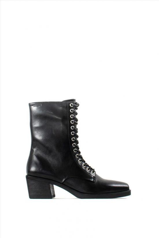 Γυναικεία Δερμάτινα Μποτάκια VAGABOND 4810-201-20 BLACK