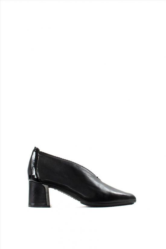 Γυναικεία Δερμάτινα Ankle Boots HISPANITAS HI99417 SOHO I9 BLACK