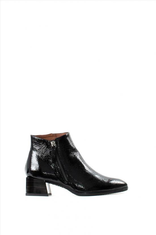 Γυναικεία Δερμάτινα Ankle Boots HISPANITAS HI99114 RIO I9 BLACK