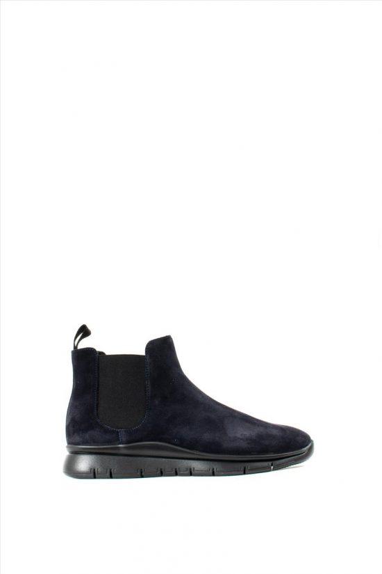 Γυναικεία Καστόρινα Ankle Boots FRAU 4206 BLUE