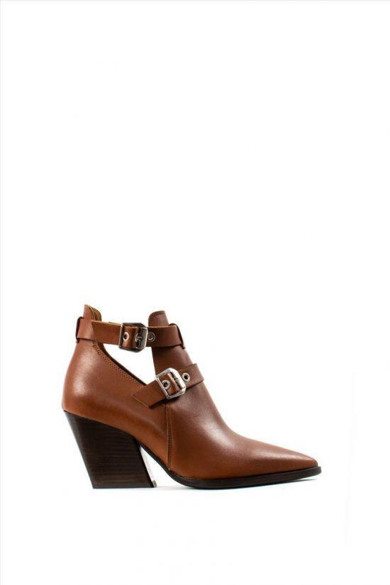 Γυναικεία Ankle Boots SANTE 19-541 BLACK
