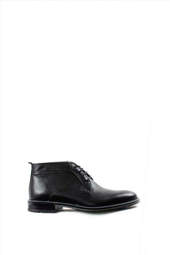 Ανδρικά Δερμάτινα Δετά Παπούτσια DAMIANI 19-01-350