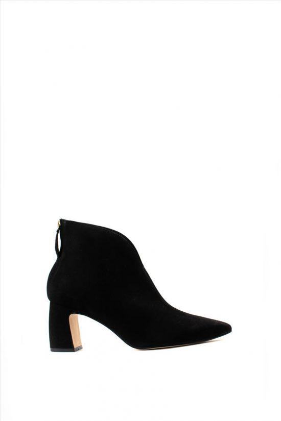 Γυναικεία Suede Ankle Boots BEATRICE ESTELL 4120003