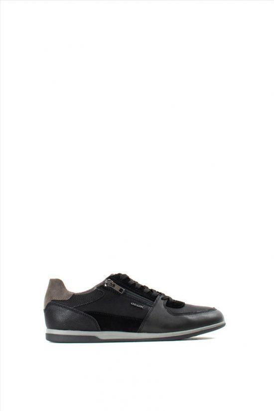 Ανδρικά Δερμάτινα Casual Shoes GEOX RENAN U944GB 043ME C9999