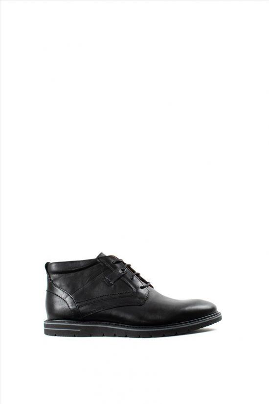 Ανδρικά Δερμάτινα Δετά Παπούτσια DAMIANI 19-01-696