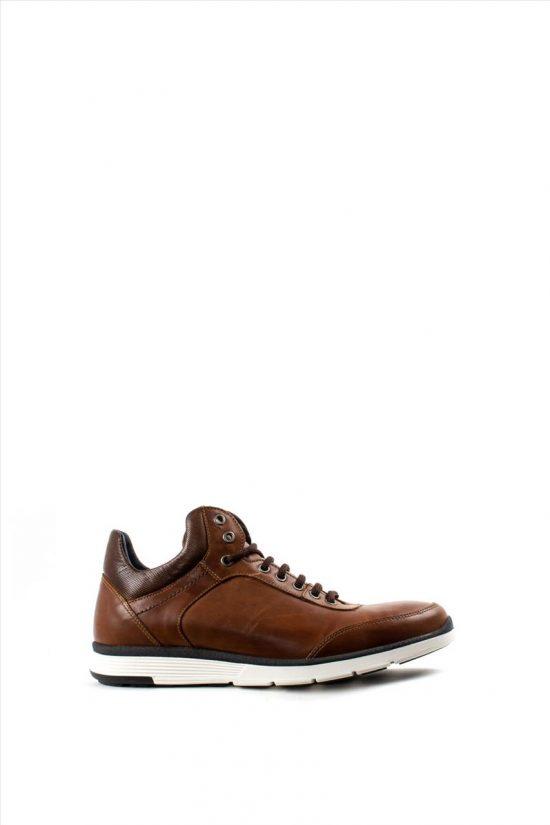 Ανδρικά Δερμάτινα Casual Shoes KALT 941-1 CAMEL
