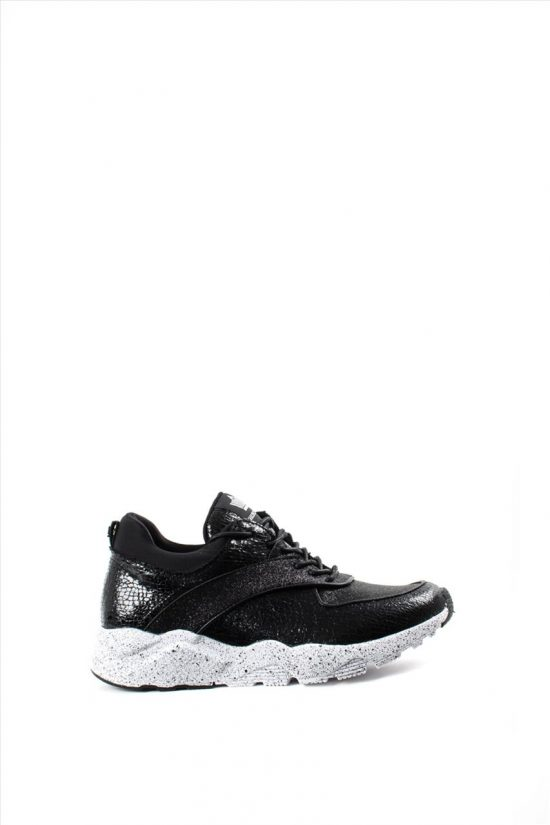 Γυναικεία Sneakers FRANCESCO MILANO T46-1W BLACK