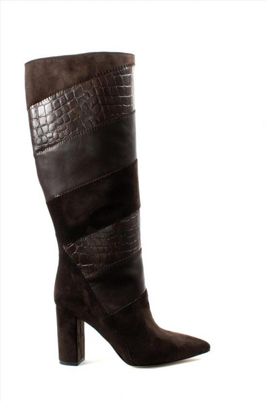 Γυναικείες Μπότες SANTE 19-607 BROWN