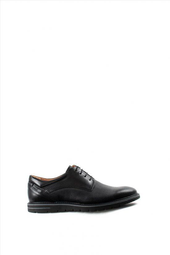 Ανδρικά Δερμάτινα Δετά Παπούτσια DAMIANI 19-01-695