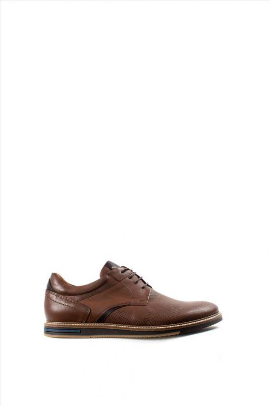 Ανδρικά Δερμάτινα Δετά Παπούτσια DAMIANI 19-04-563