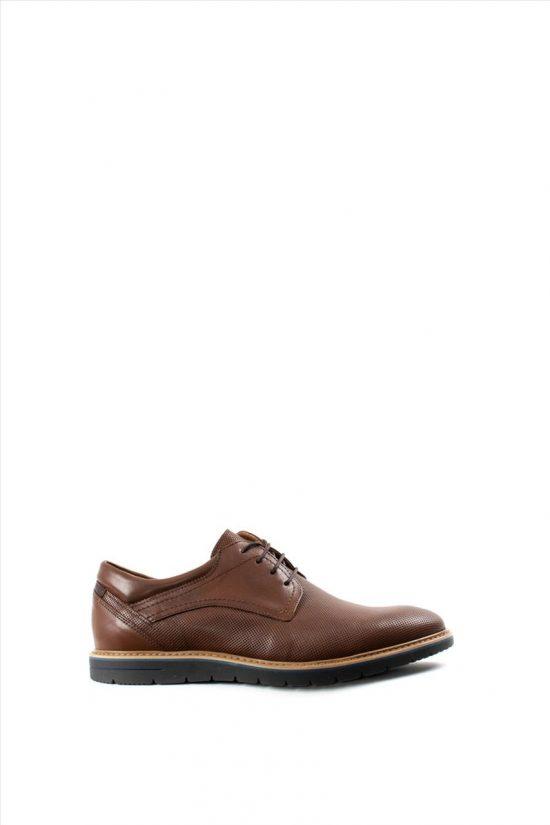 Ανδρικά Δερμάτινα Δετά Παπούτσια DAMIANI 19-04-695