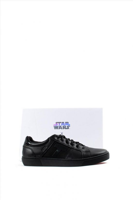 Ανδρικά Δερμάτινα Sneakers TOMS x STAR WARS Darth Vader TOMS 10014528 BLACK