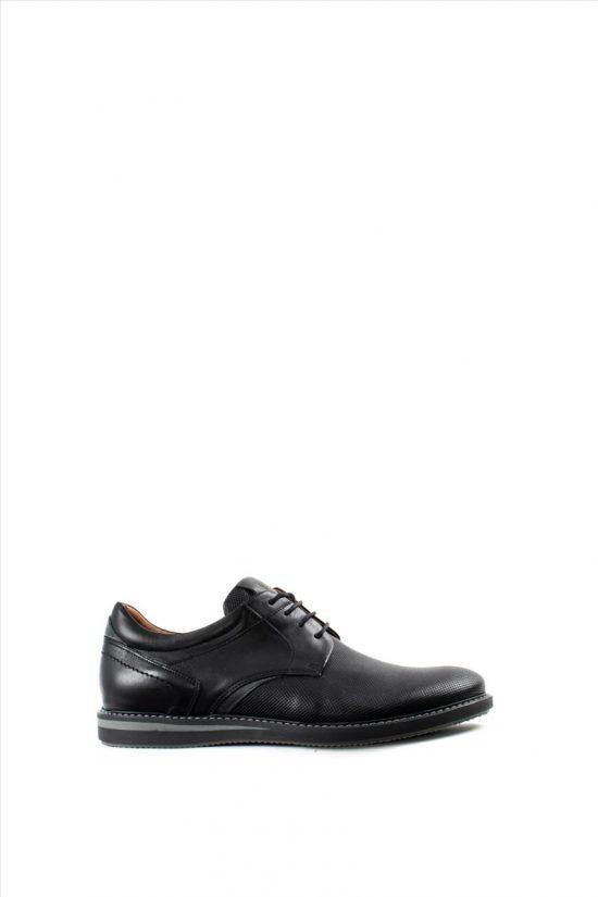 Ανδρικά Δερμάτινα Δετά Παπούτσια DAMIANI 19-01-563