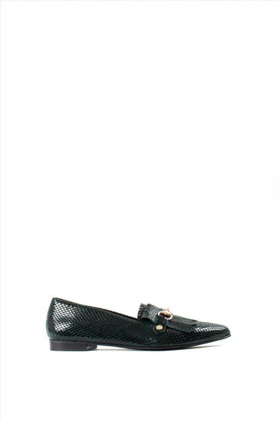 Γυναικεία Loafers Λουστρίνι WALL STREET 2-156-19703-99