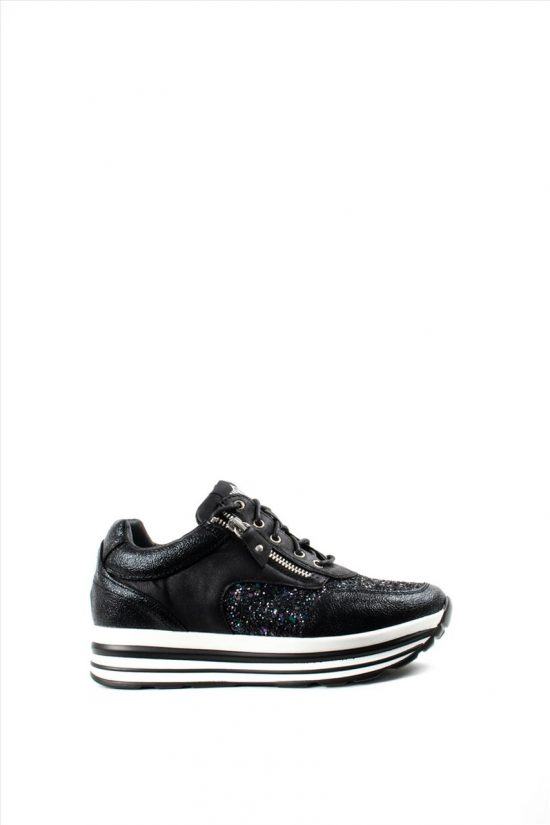 Γυναικεία Sneakers FRANCESCO MILANO T50-1J BLACK