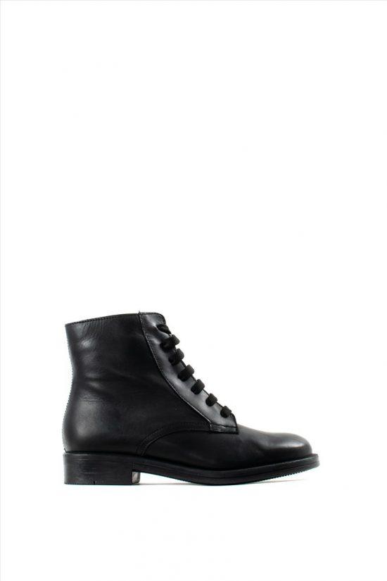Γυναικεία Δερμάτινα Μποτάκια AEROS 3-594-19806-29 BLACK