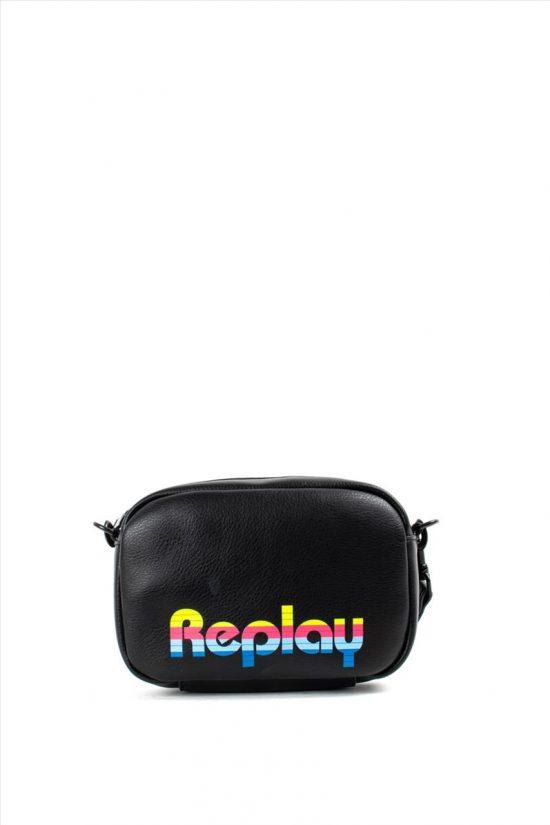 Γυναικεία Τσάντα Ώμου REPLAY FW3850.000.A0132D.098