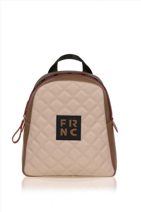 Γυναικεία Τσάντα Backpack FRNC 1202 S20 TABA
