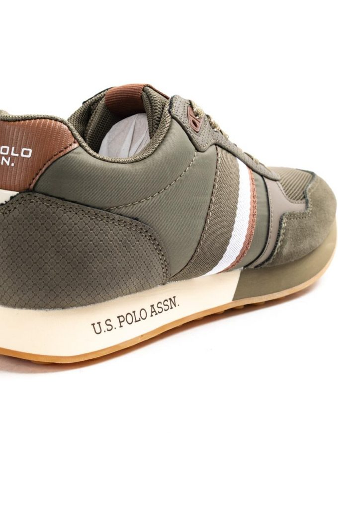 Ανδρικά Sneakers U.S. POLO ASSN JULIUS2 XAKI