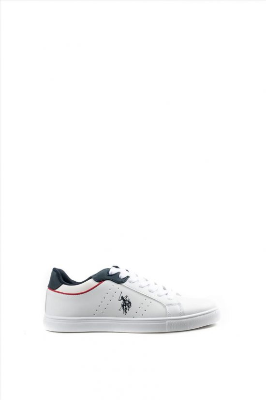 Ανδρικά Sneakers U.S. POLO ASSN CURT WHITE