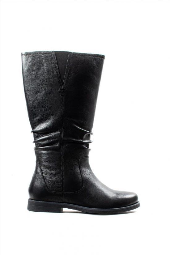 Γυναικεία Δερμάτινες Μπότες HUSH PAPPIES HWV21060-007