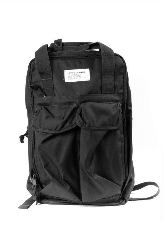 Τσάντα Backpack LEVIS 42701960019 BLACK