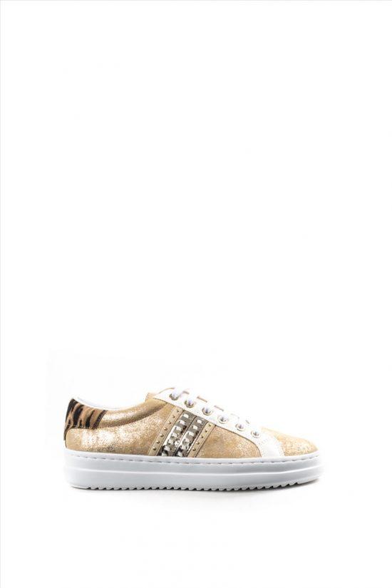 Γυναικεία Δερμάτινα Sneakers Γυναικεία Δερμάτινα Sneakers Γυναικεία Δερμάτινα Sneakers PONTOISE D02FED 077BN C5258