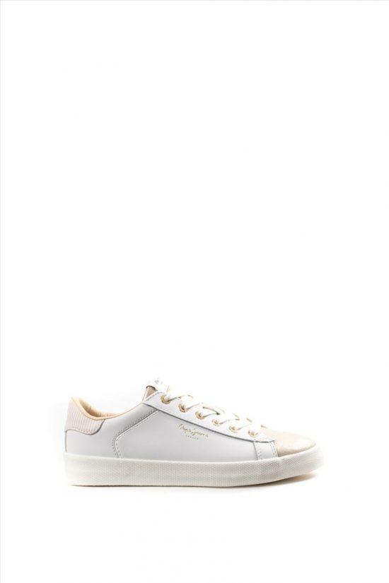 Γυναικεία Δερμάτινα Sneakers PEPE JEANS PLS 309580