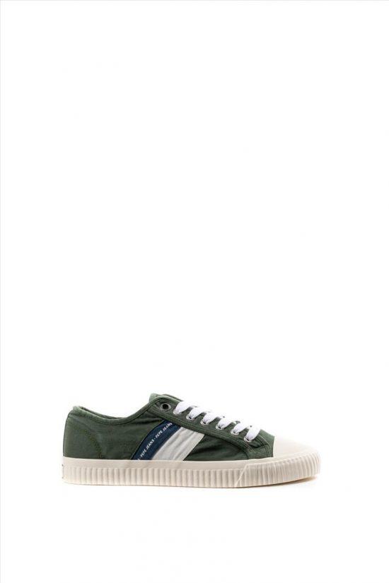 Αντρικά Υφασμάτινα Sneakers PEPE JEANS PJ0SHPMS306310 ΧΑΚΙ