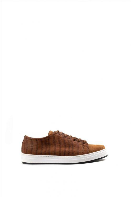 Aνδρικά Δερμάτινα Παπούτσια ART Α319 ΤΑΜΠΑ
