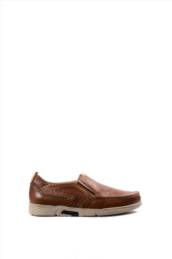 Ανδρικά Δερμάτινα Casual Shoes FLUCHOS HABANA F0440 ΤΑΜΠΑ