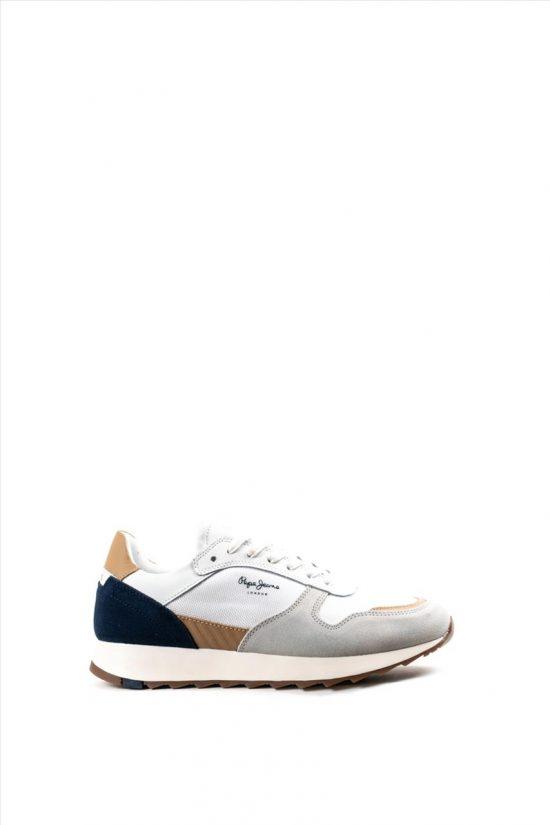 Ανδρικά Sneakers PEPE JEANS PJ0SHPMS306110 WHITE