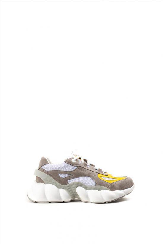 Γυναικεία Sneakers FAVELA 0116000725 ΓΚΡΙ