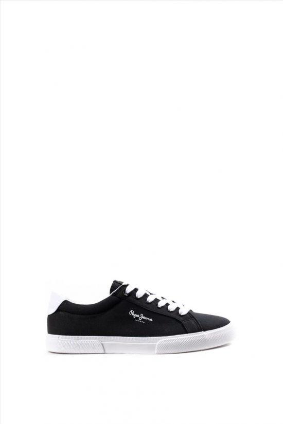 Αντρικά Sneakers PEPE JEANS PJ0SHPMS306040 ΜΑΥΡΟ