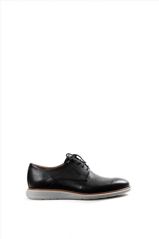 Ανδρικά Δερμάτινα Δετά Παπούτσια DAMIANI 20-01-2202
