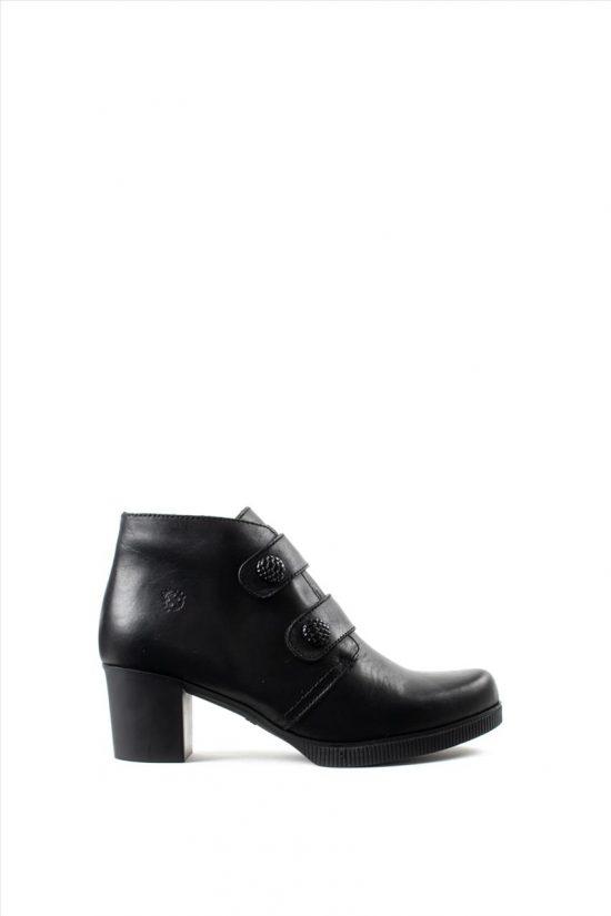 Γυναικεία Δερμάτινα Ankle Boots YOKONO JANE 001 BOTIN TACON