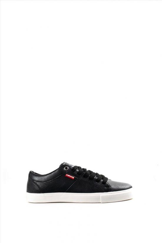 Γυναικεία Sneakers LEVIS 227843-755-59 ΜΑΥΡΟ
