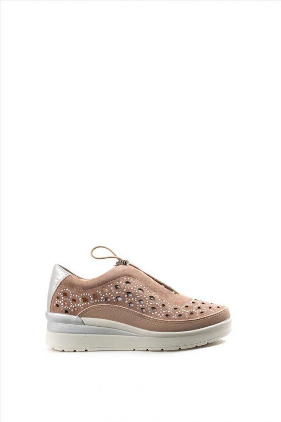 Γυναικεία Δερμάτινα Casual Shoes STONEFLY 213821 I79