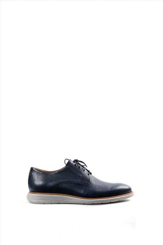 Ανδρικά Δερμάτινα Δετά Παπούτσια DAMIANI 20-10-2202