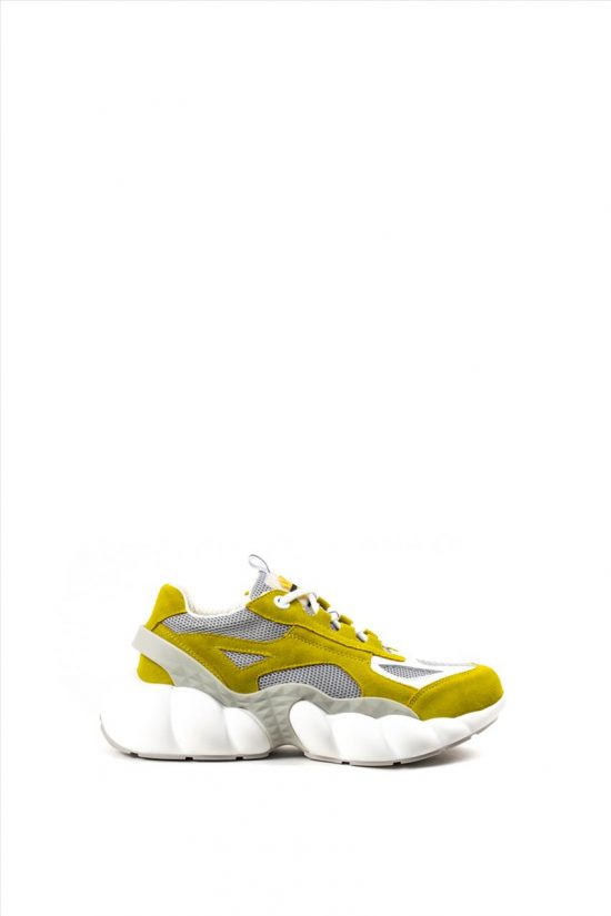 Γυναικεία Sneakers FAVELA 0116000725 ΚΙΤΡΙΝΟ