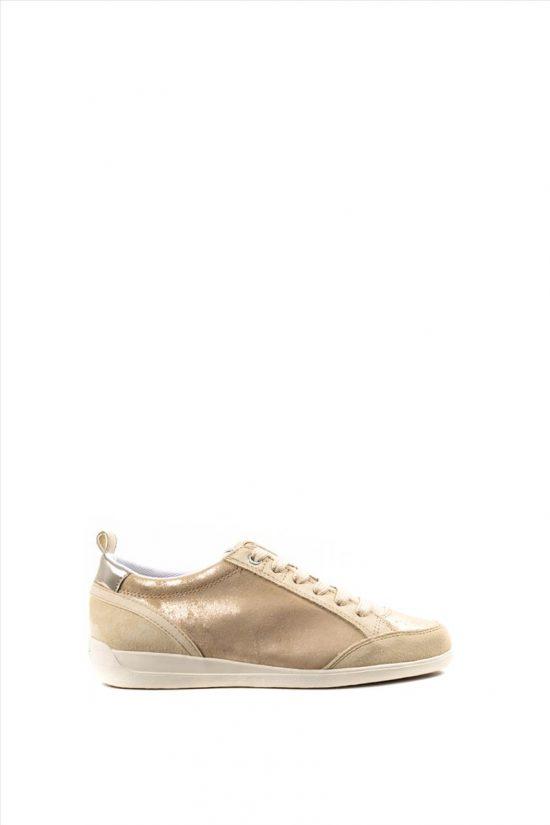 Γυναικεία Δερμάτινα Sneakers GEOX MYRIA D0268A 07722 C5004